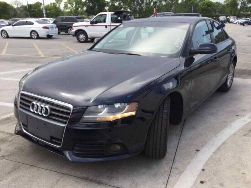 2010 Audi A4 for sale at AUTOSPORT MOTORS in Lake Park FL