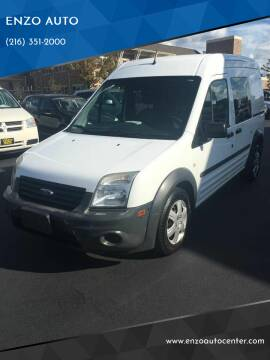 2011 Ford Transit Connect for sale at ENZO AUTO in Parma OH