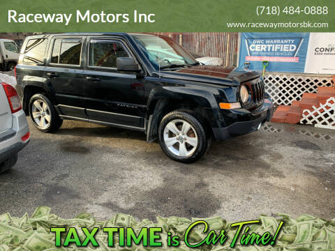 2012 Jeep Patriot for sale at Raceway Motors Inc in Brooklyn NY