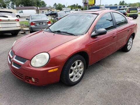 2004 Dodge Neon for sale at Nonstop Motors in Indianapolis IN