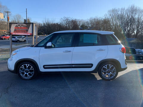 2014 FIAT 500L for sale at Simple Auto Solutions LLC in Greensboro NC