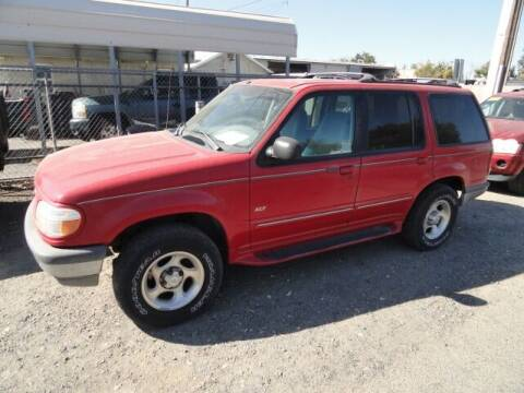 1998 Ford Explorer for sale at Gridley Auto Wholesale in Gridley CA
