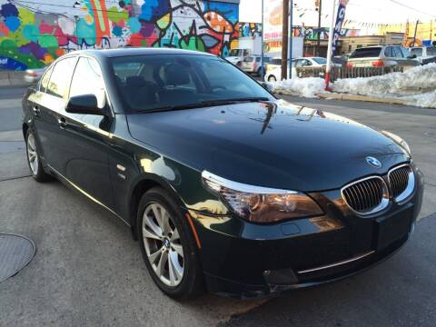2010 BMW 5 Series for sale at Exotic Automotive Group in Jersey City NJ