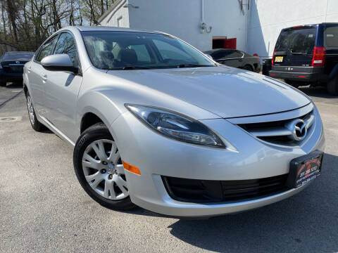 2012 Mazda MAZDA6 for sale at JerseyMotorsInc.com in Teterboro NJ