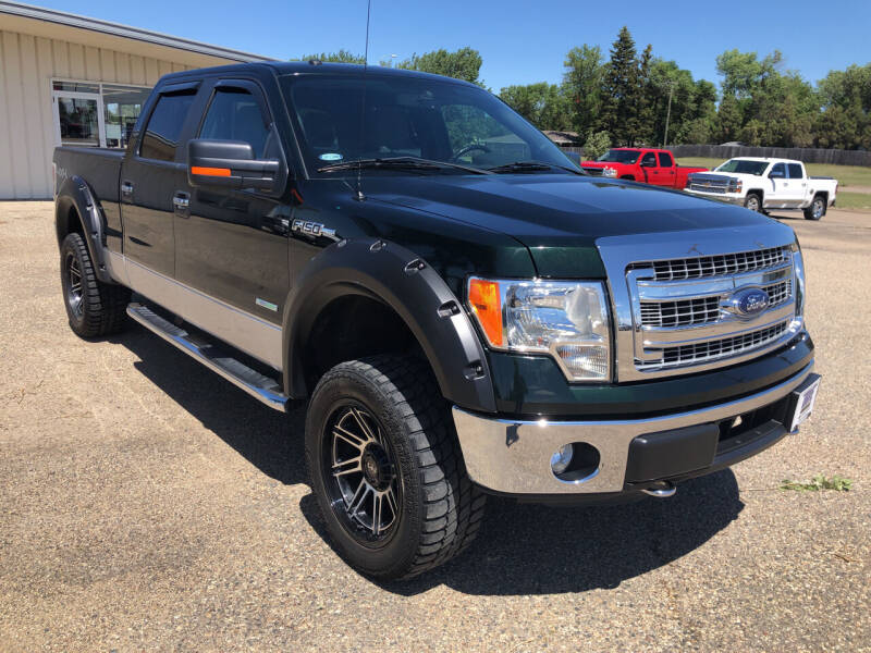 2014 Ford F-150 for sale at Drive Chevrolet Buick Rugby in Rugby ND