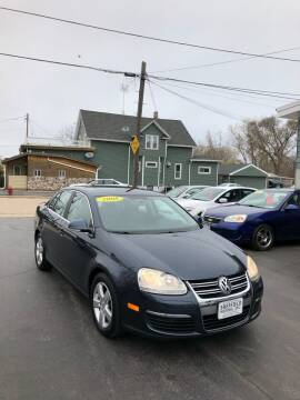 2008 Volkswagen Jetta for sale at SHEFFIELD MOTORS INC in Kenosha WI