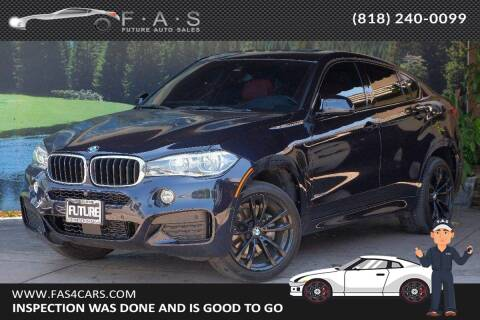 2018 BMW X6 for sale at Best Car Buy in Glendale CA