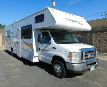 2008 Ford E-Series Chassis for sale at Will Deal Auto & Rv Sales in Great Falls MT