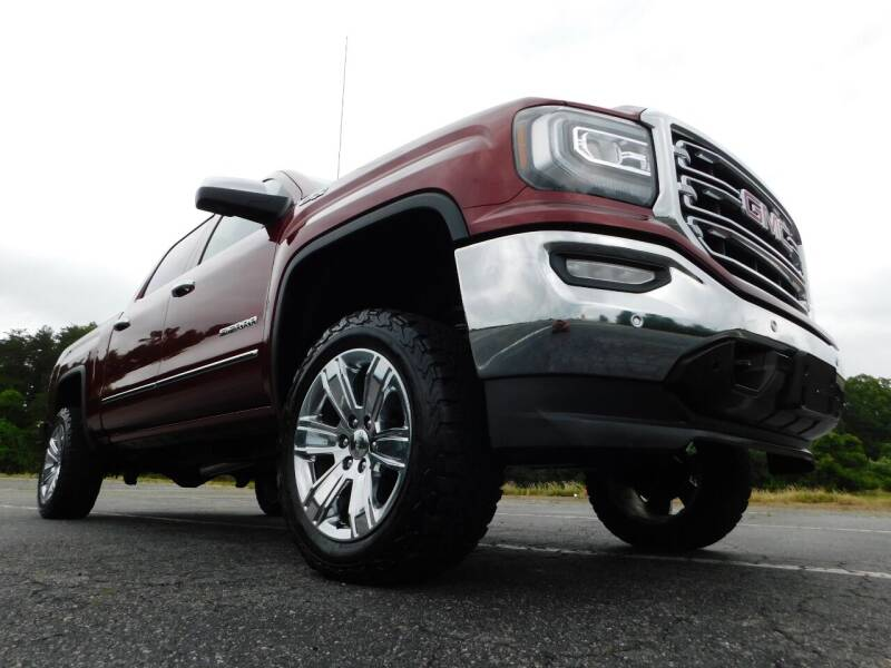 2016 GMC Sierra 1500 for sale at Used Cars For Sale in Kernersville NC