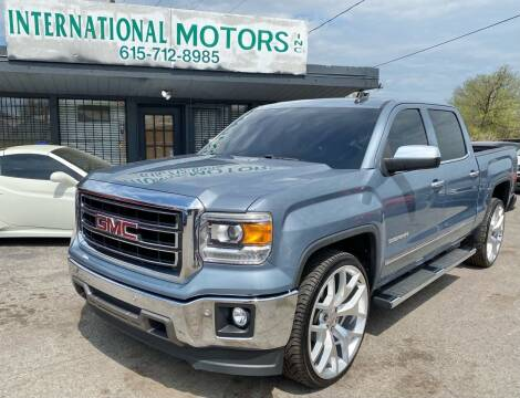 2015 GMC Sierra 1500 for sale at International Motors Inc. in Nashville TN