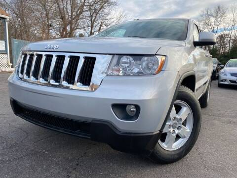 2012 Jeep Grand Cherokee for sale at Mega Motors in West Bridgewater MA