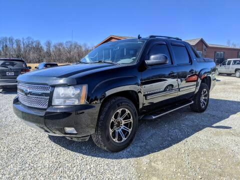 2009 Chevrolet Avalanche for sale at Delta Motors LLC in Jonesboro AR