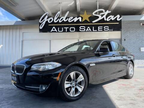 2012 BMW 5 Series for sale at Golden Star Auto Sales in Sacramento CA