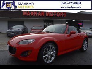 2012 Mazda MX-5 Miata for sale in Fredericksburg, VA