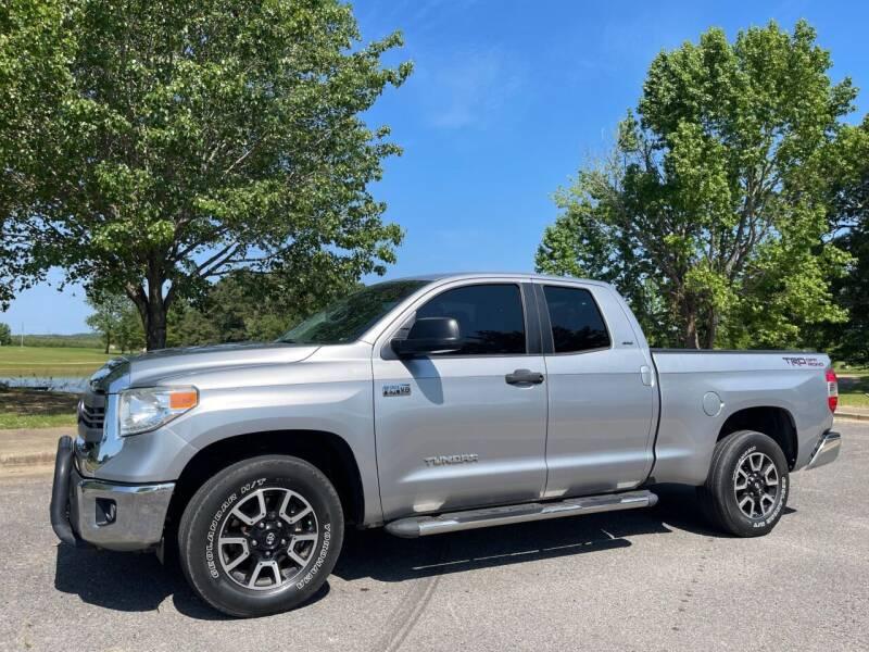 2014 Toyota Tundra for sale at LAMB MOTORS INC in Hamilton AL
