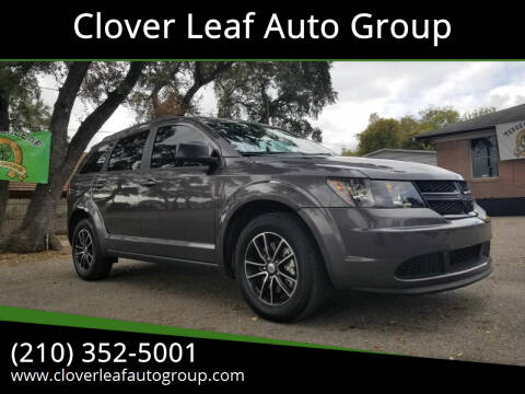 2018 Dodge Journey for sale at Clover Leaf Auto Group in San Antonio TX