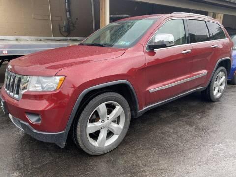 2012 Jeep Grand Cherokee for sale at Premiere Auto Sales in Washington PA