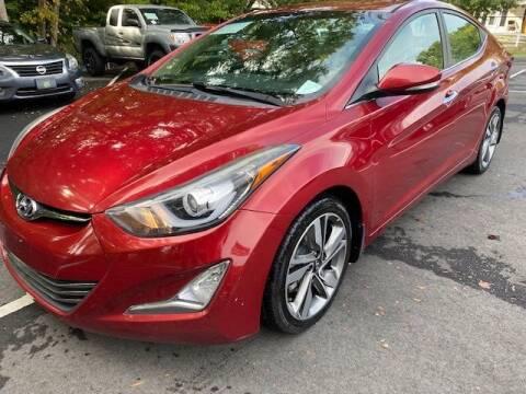 2014 Hyundai Elantra for sale at Adams Auto Group Inc. in Charlotte NC