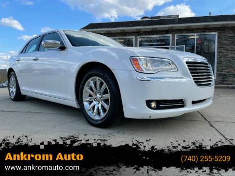 2012 Chrysler 300 for sale at Ankrom Auto in Cambridge OH