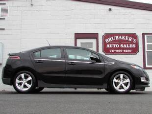 2013 Chevrolet Volt for sale at Brubakers Auto Sales in Myerstown PA