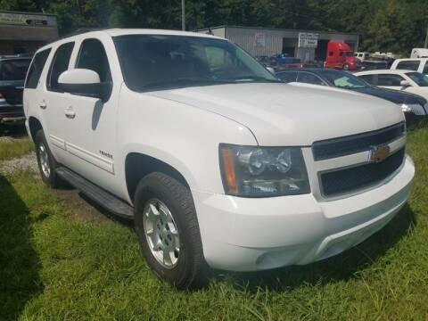 2012 Chevrolet Tahoe for sale at Anaheim Auto Auction in Irondale AL