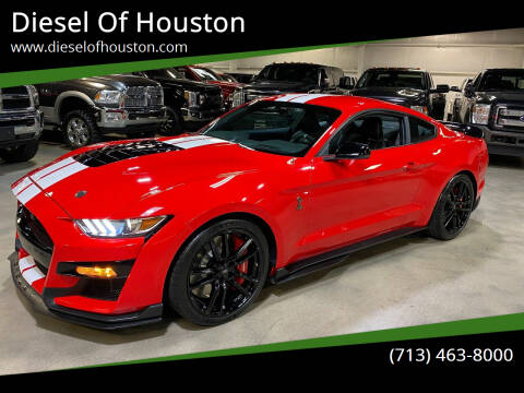 2020 Ford Mustang for sale at Diesel Of Houston in Houston TX