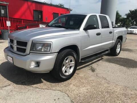 2011 RAM Dakota for sale at Talisman Motor City in Houston TX