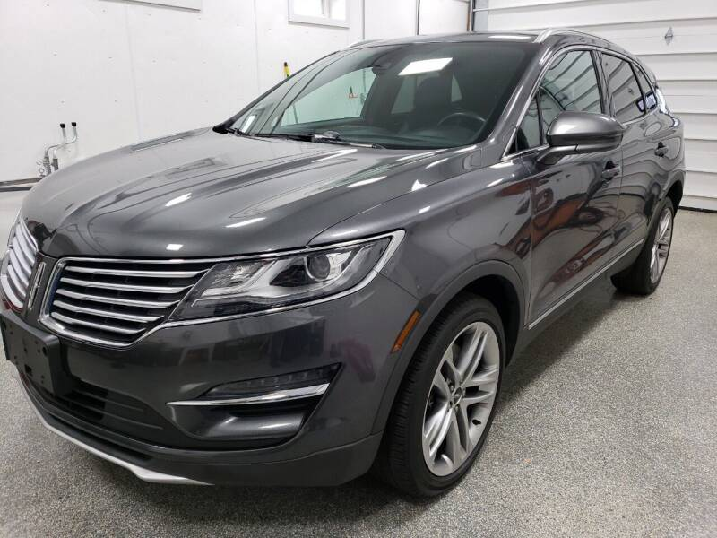 2017 Lincoln MKC for sale at KLC AUTO SALES in Agawam MA