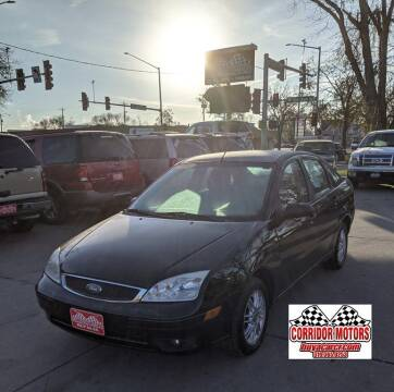 2005 Ford Focus for sale at Corridor Motors in Cedar Rapids IA