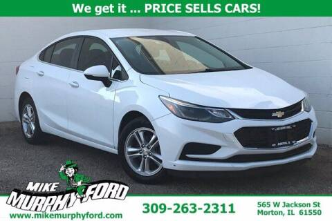 2017 Chevrolet Cruze for sale at Mike Murphy Ford in Morton IL