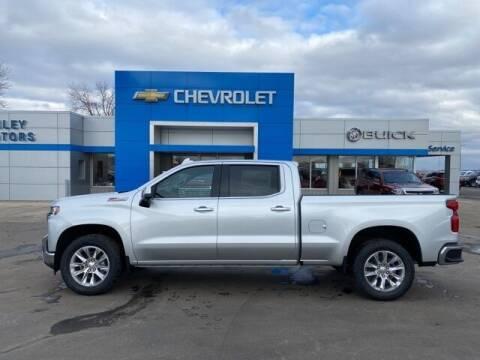 2021 Chevrolet Silverado 1500 for sale at Finley Motors in Finley ND