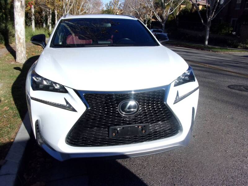 2017 Lexus NX 200t for sale at Autobahn Auto Sales in Los Angeles CA
