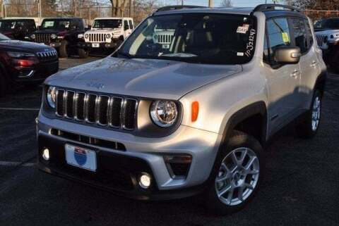2021 Jeep Renegade for sale at 495 Chrysler Jeep Dodge Ram in Lowell MA