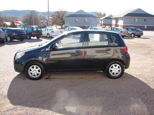 2009 Chevrolet Aveo for sale at Bennett's Motorsports in Hot Springs SD
