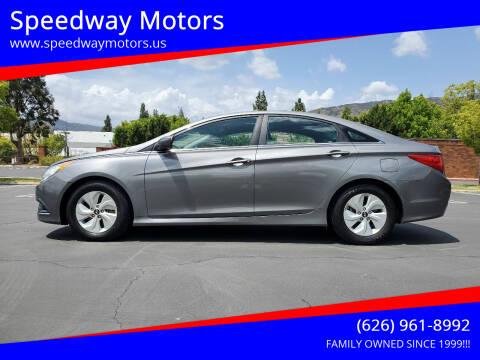 2014 Hyundai Sonata for sale at Speedway Motors in Glendora CA