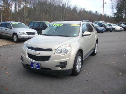 2012 Chevrolet Equinox for sale at Auto Images Auto Sales LLC in Rochester NH