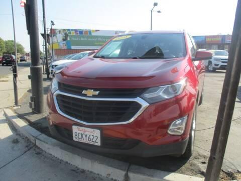 2018 Chevrolet Equinox for sale at Quick Auto Sales in Modesto CA