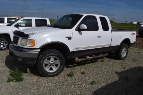 2003 Ford F-150 for sale at Tripe Motor Company in Alma NE