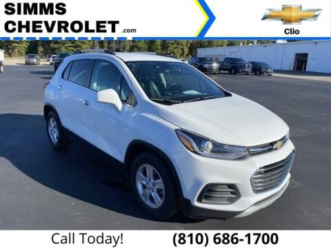 2018 Chevrolet Trax for sale at Aaron Adams @ Simms Chevrolet in Clio MI