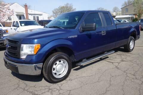 2013 Ford F-150 for sale at Olger Motors, Inc. in Woodbridge NJ
