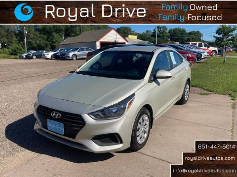 2018 Hyundai Accent for sale at Royal Drive in Newport MN