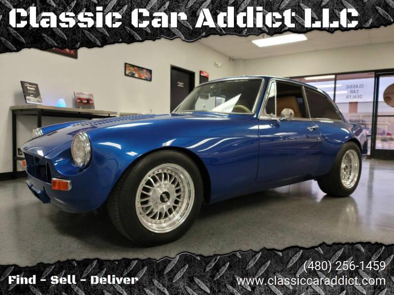 1969 MG MGB for sale at Classic Car Addict in Mesa AZ