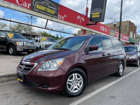 2007 Honda Odyssey for sale at Manny Trucks in Chicago IL