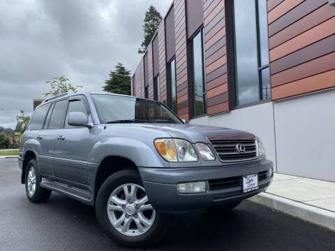 2004 Lexus LX 470 for sale at DAILY DEALS AUTO SALES in Seattle WA