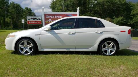 2006 Acura TL for sale at Super Sport Auto Sales in Hope Mills NC