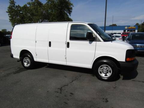 2017 Chevrolet Express Cargo for sale at 2010 Auto Sales in Troy NY
