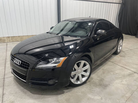 2008 Audi TT for sale at EUROPEAN AUTOHAUS in Holland MI