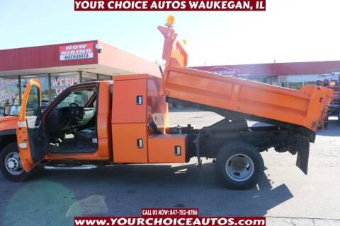 2006 Chevrolet Silverado 3500 for sale at Your Choice Autos - Waukegan in Waukegan IL