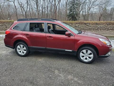 2012 Subaru Outback for sale at Auto Link Inc in Spencerport NY
