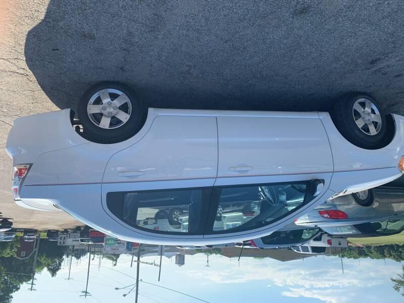 2011 Chevrolet Aveo for sale at CHUCKS AUTO SERVICE LLC in Sturgis MI